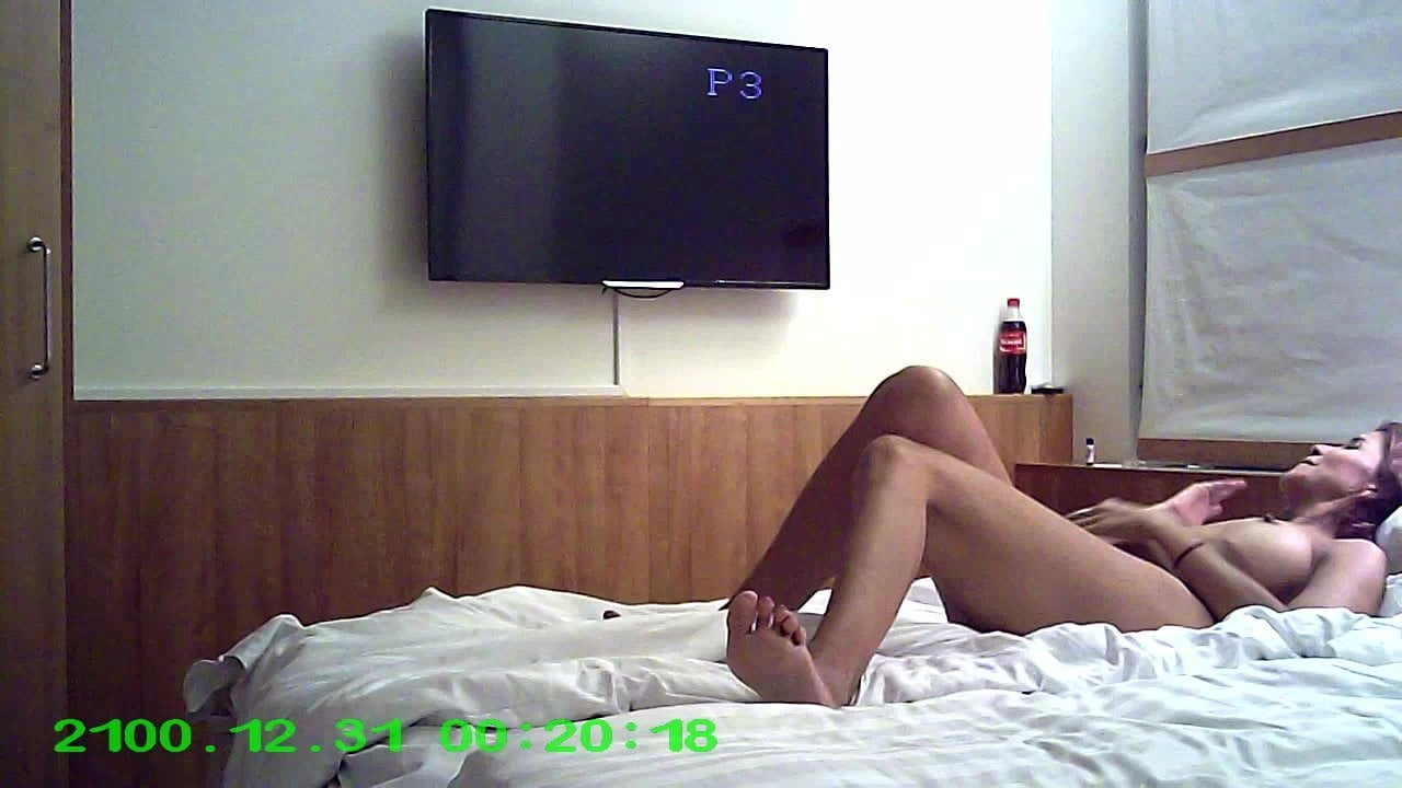 Cheating wife creampie hotel