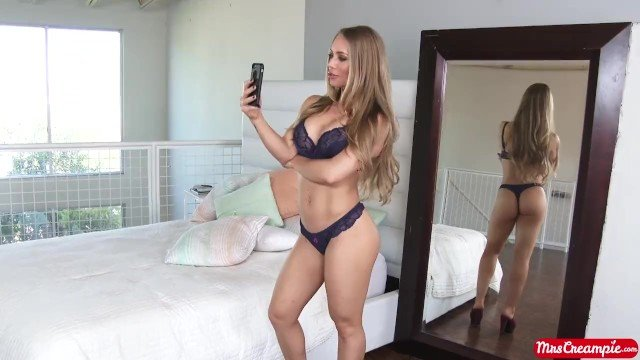 Nicole aniston creampie