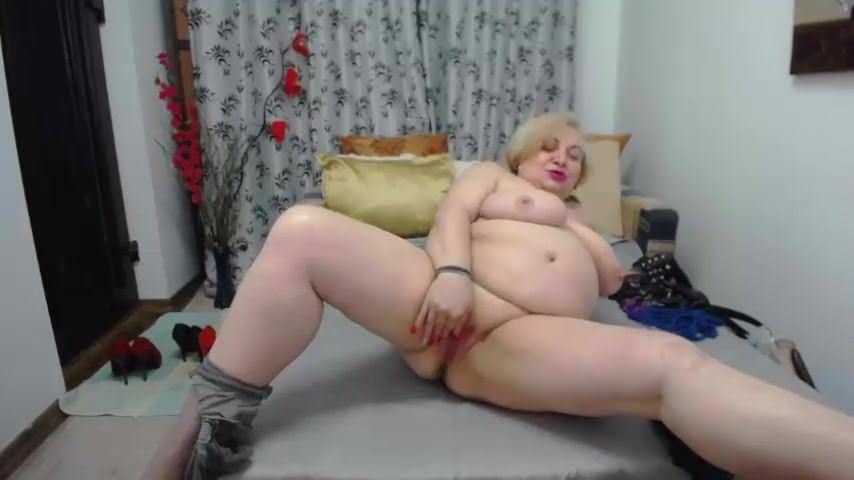 Blonde Bbw Webcam