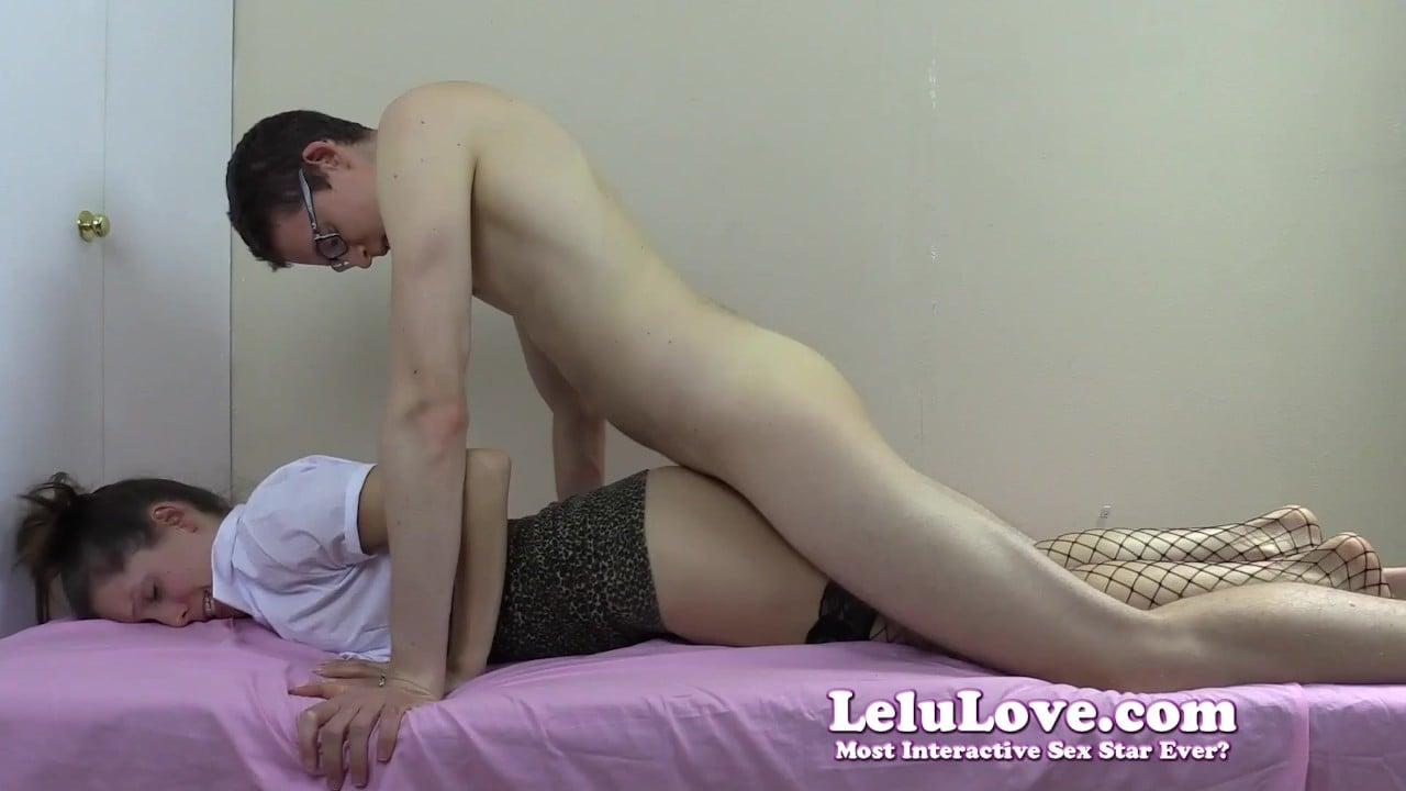 Teen Girls Love Big Cock