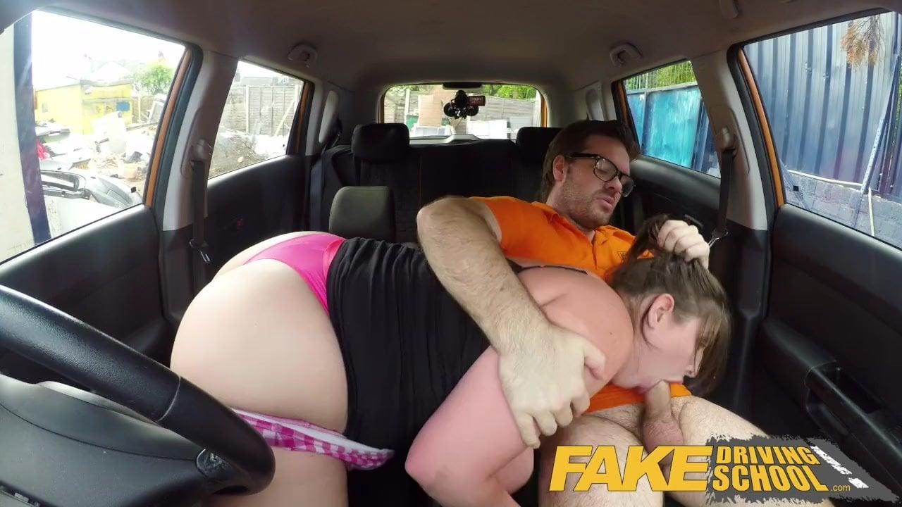 Fake Driving School Tattoo