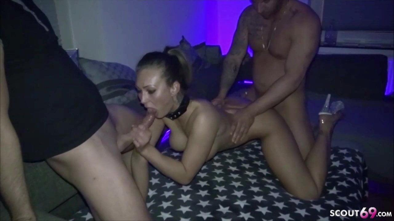amateur german wife threesome
