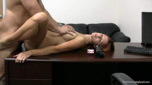 Redhead Lesbian Anal Toys