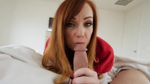 Redhead Daughter Fucks Dad