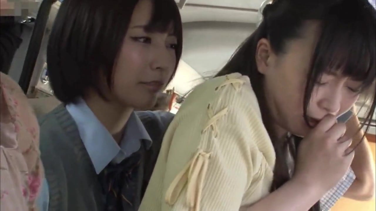 Lesbian Seduces Shy Teen
