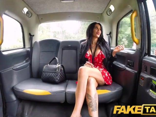 Fake taxi driver
