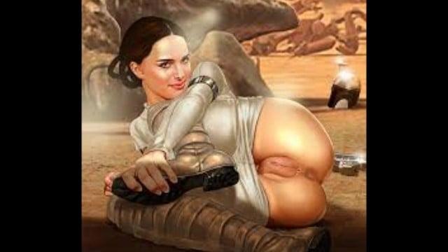 Nackt patme star wars Star Wars