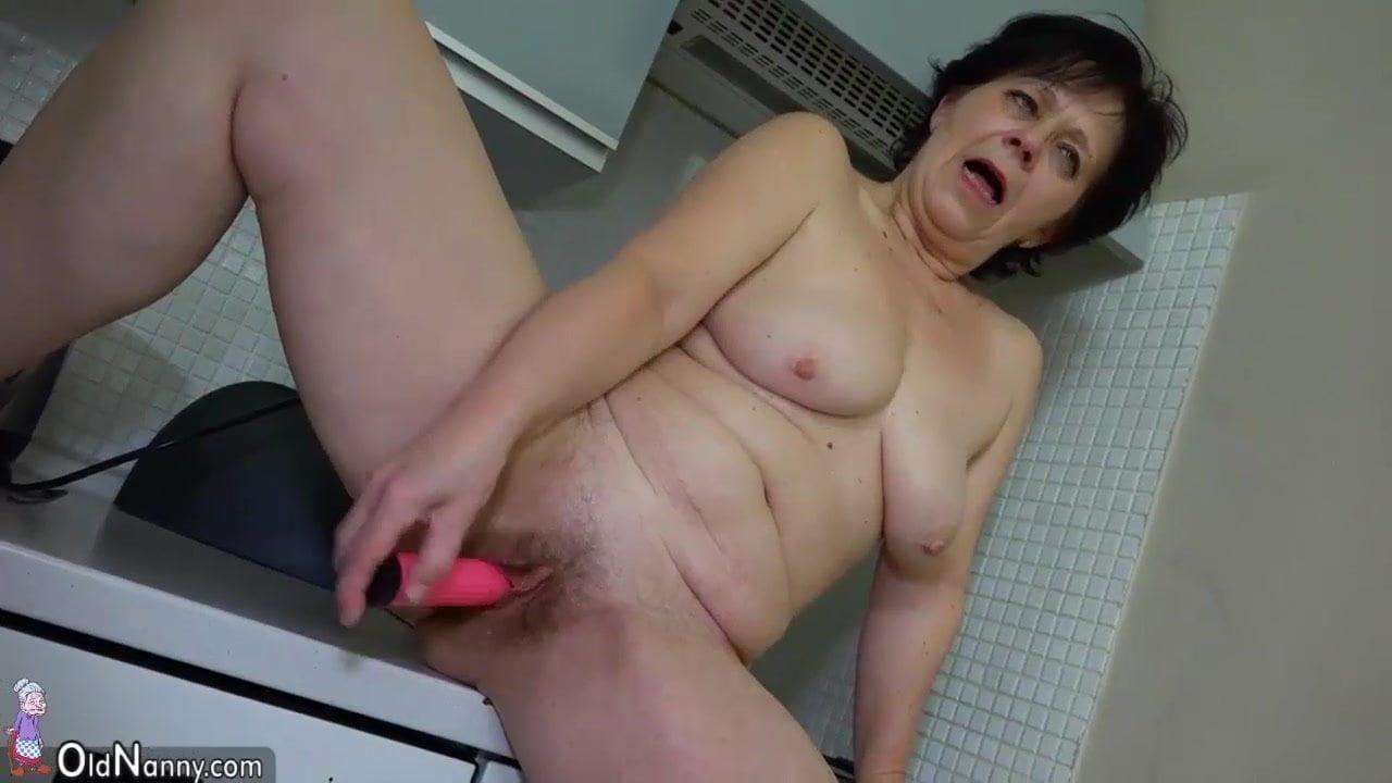 Hairy Bbw Masturbation Hd