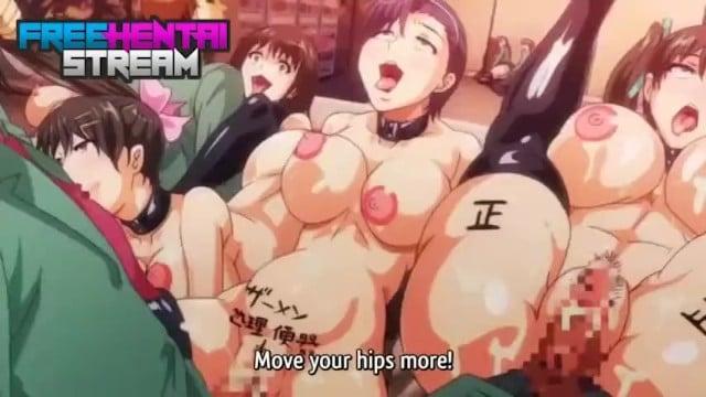 Hentai Student Sex Slave