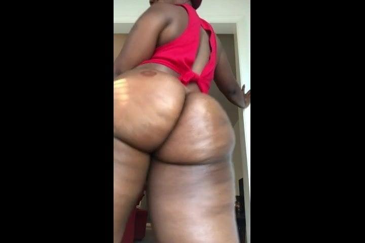 Thick Ebony Redbone Solo
